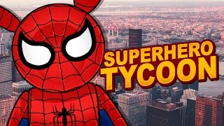 ROBLOX: ME CONVIERTO EN SPIDER-MAN - Superhero Tycoon | iTownGamePlay