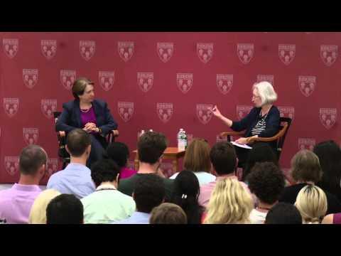 Back at Harvard Law, Justice Kagan reflects