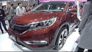 2016, 2017 Honda CR-V SUV Video Review