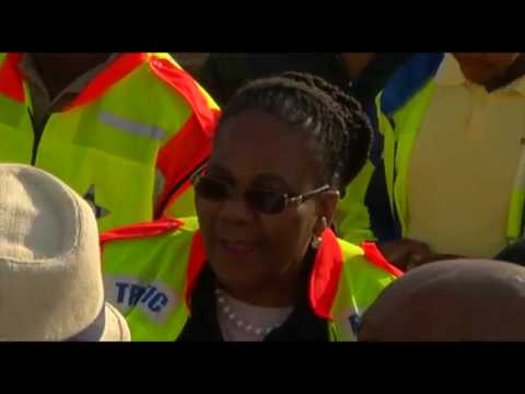 Minister Dipuo Peters launches 2016 Transport Month