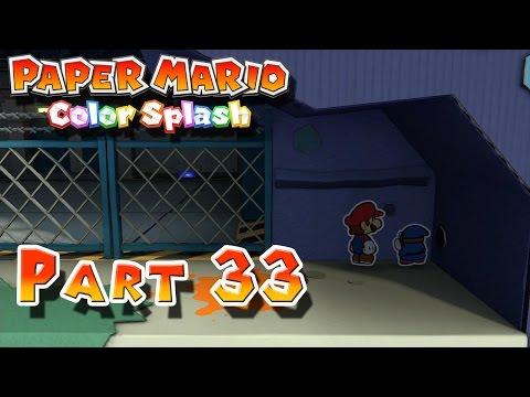 Let's Play Paper Mario Color Splash {German} Part 33: Mario, der Dealer
