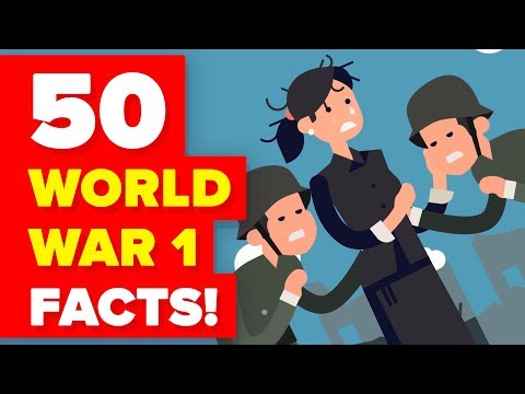 50 Insane World War 1 Facts That Will Shock You!