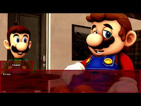 THE NIGHTMARES ARE REAL!! | Mario In Animatronic Horror The Nightmare Begins (Chapter 2)