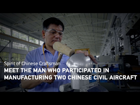 Meet the man who participated in manufacturing two Chinese civil aircraft