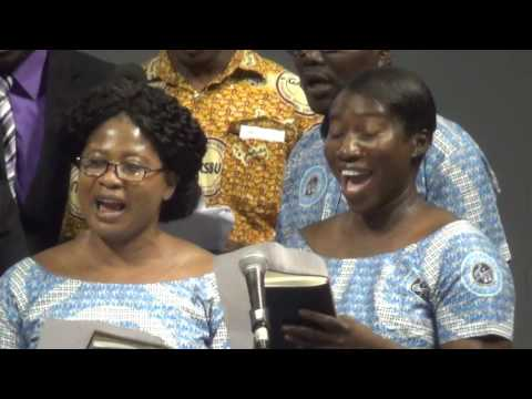 2016 NORTH AMERICA GHANAIAN S.D.A CHURCHES CAMP MEETING - OHIO ZONE SINGING BAND
