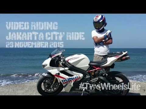 Test Ride BMW S1000R, MiMo Ride Jakarta, Indonesia