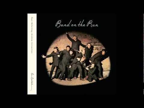 Paul McCartney & Wings- Band on the Run