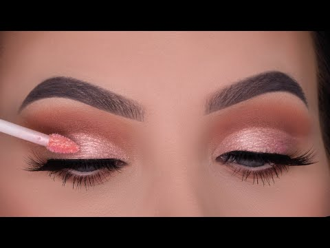 SOFT & EASY Cut crease in ONLY 3 STEPS! | Eyeshadow for Beginners