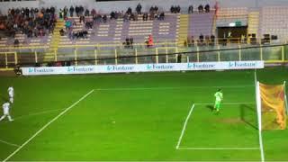 Catanzaro - Juve Stabia - 0-3 campionato di serie c Girone c 2018 /2019