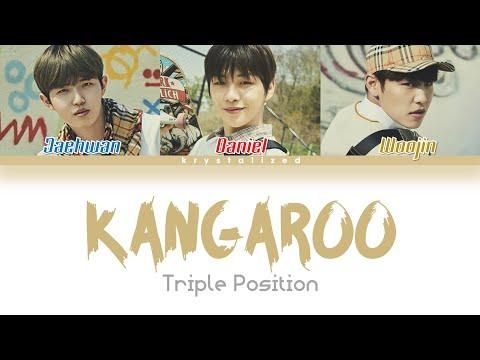 [Wanna One] Triple Position - Kangaroo (캥거루) [HAN|ROM|ENG Color Coded Lyrics]