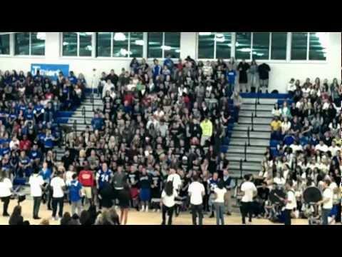 Curtis High School Homecoming - Hand Jive