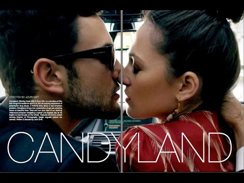 Sex, Prescription Drugs & Fashion: Welcome to Candyland