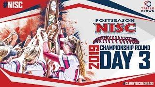 NISC Championship Round - Iowa State vs. UT Arlington