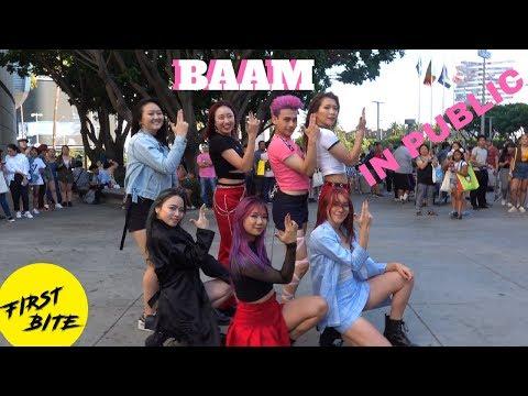 [Public Dance Challenge] MOMOLAND(모모랜드) _ BAAM at KCON LA 2018