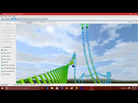 Twisted Colossus Remake 1 -  No Limits 2