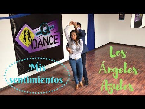 Mis sentimientos- Los Ángeles Azules (Vueltas de cumbia)
