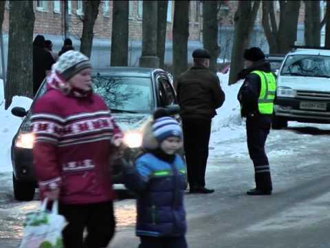 Зареченцев штрафуют за перевозку детей без автокресел