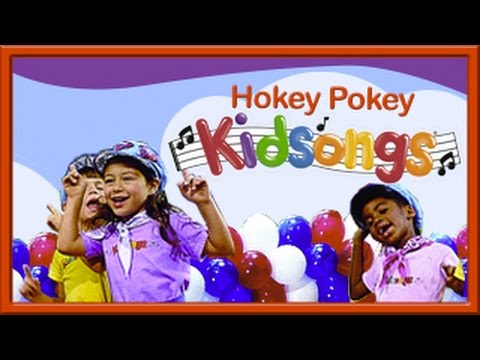 The Hokey Pokey | Kidsongs | A Day at Camp part 2 | Kids dance songs | Best Song For Kids | PBS Kids
