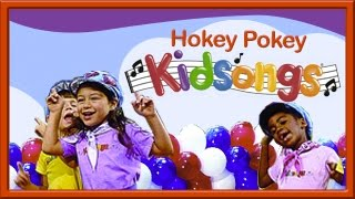 The Hokey Pokey | Kidsongs | A Day at Camp part 2 | Kids dance songs | Best Song For Kids | PBS Kids thumbnail