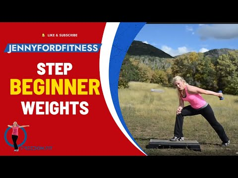 Step Aerobics and Weights in Aspen -- JENNY FORD