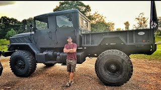 I Bought a 10 Foot Tall, 18,000lb Truck... and it's INSANE!