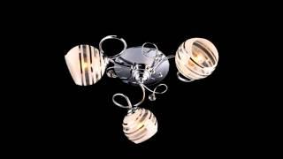 Потолочные и подвесные светильники