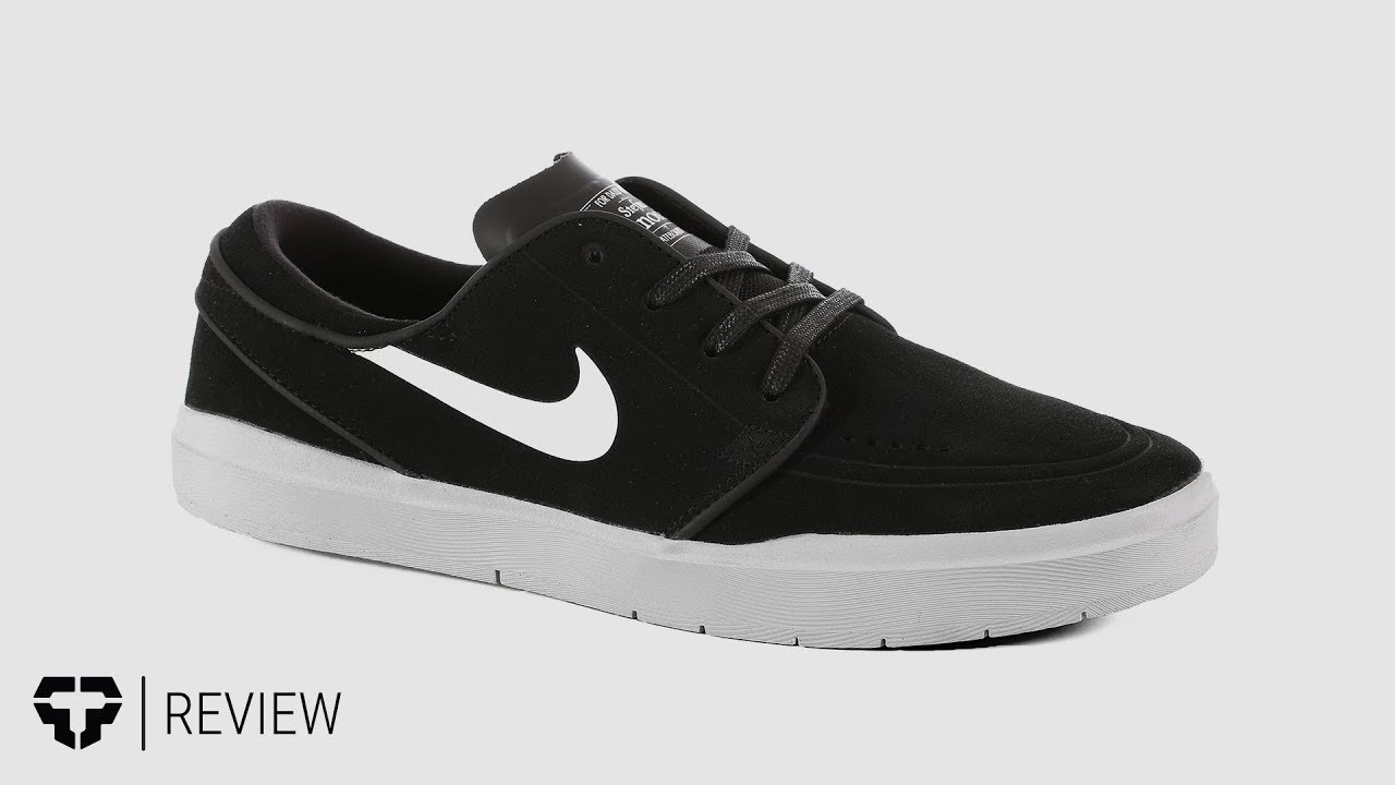 Nike SB Stefan Janoski Hyperfeel Skate Shoes Review - Tactics.com