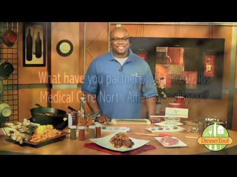 DinnerTool Video Q&A: Food Network Star Aaron McCargo, Jr.