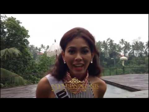 Puteri Indonesia 2017 : Hari ke-3 Karantina Taping Video di Bali