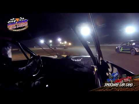 #4 Kameron Busby - FWD - 9-22-18 Fort Payne Motor Speedway - In Car Camera