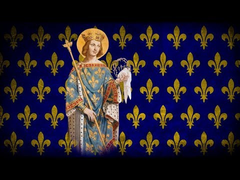 Le Roi Louis - French Crusader Song
