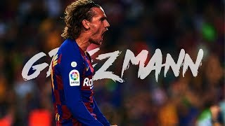 Antoine Griezmann • Mask Off • Goals - Assists - Skills • 2019-2020 • HD
