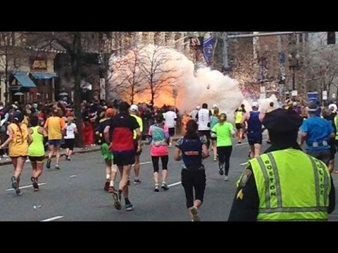 Boston Marathon Bombing : Timeline of the Tragedy - Politics101