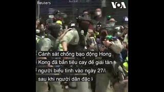 Hong Kong lại 'nổi sóng'