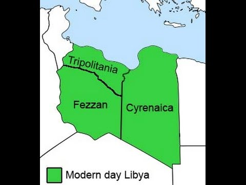 HO SO 28 Brief History of Libya