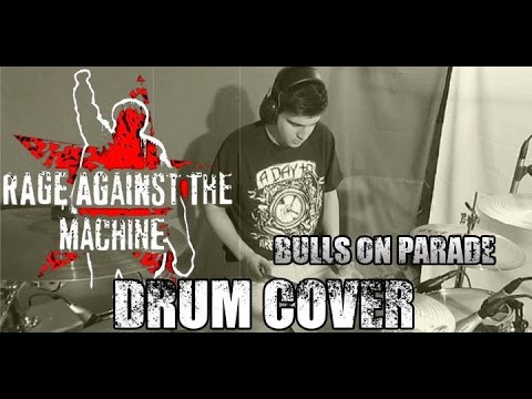 Rage Against The Machine Bulls On Parade Albert Llauger