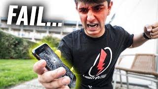 Seldas iPhone ist ZERSTÖRT! **Unfall**