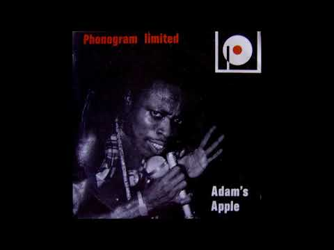ADAM´S APPLE brother (UNKNOWN KILLER AFRO BEAT FUNK GHANA)