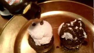 How To Make Chili's Molten Lava Cake!