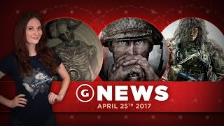 Resident Evil 7 DLC Delayed & Call of Duty: WWII Pro Edition Info! - GS Daily News