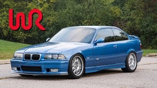 Supercharged 1998 E36 BMW M3 - WR TV POV Test Drive