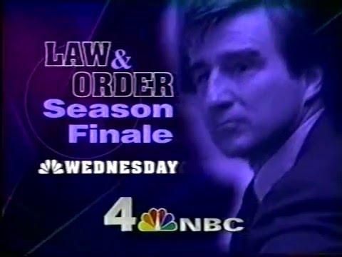 NBC 1996 S LENO, LAW & ORDER, BENJAMIN BRATT