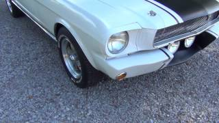 1965 mustang fastback video 5