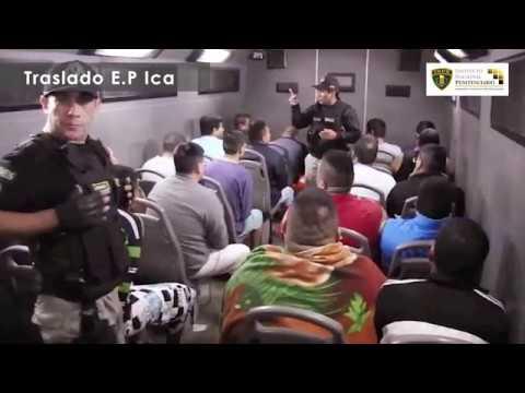 INPE traslada 40 reclusos de 3 penales en mega operativo a penales ...