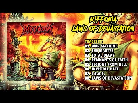 Riffobia - Laws Of Devastation (Full Album, 2013)