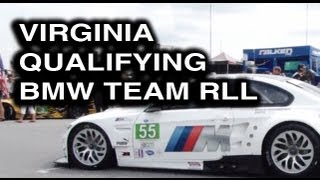 video thumbnail of ALMS Undercover Eps 9 - BMW Team RLL at VIR (1/2)