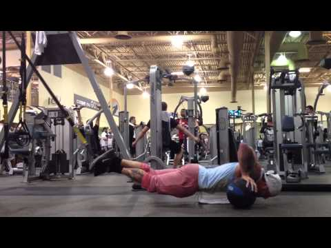 """TRX- Beginners Workout """"Be a 10 in 2013"""