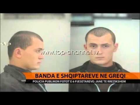Banda e shqiptarëve në Greqi - Top Channel Albania - News - Lajme