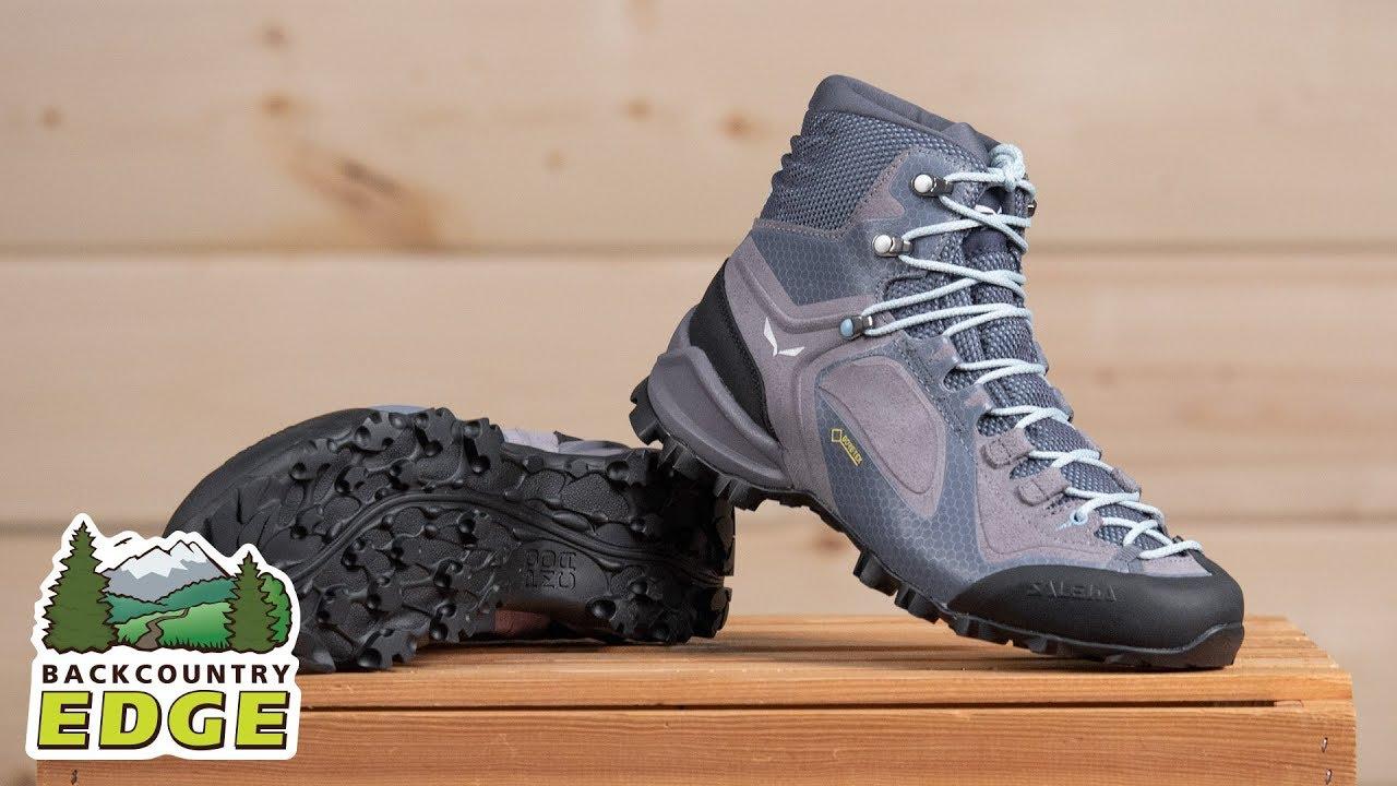 daeee98fa9c Salewa Women's Alpenviolet Mid GTX Hiking Boot