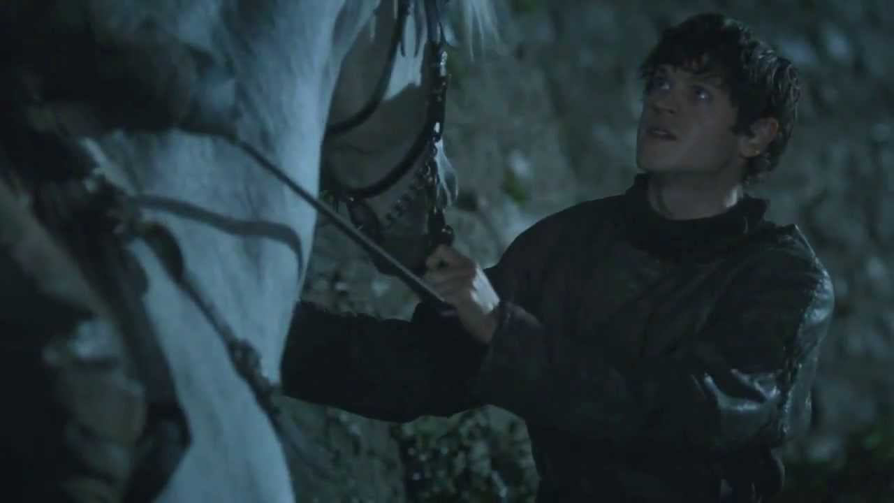 Dangerous. Теон Грейджой и Рамси Болтон. Theon Greyjoy ...